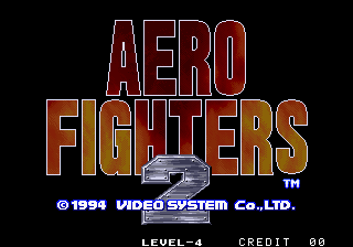 Aero Fighters 2 / Sonic Wings 2