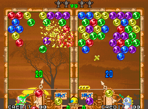 Bust-A-Move Again / Puzzle Bobble 2