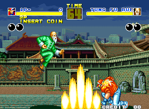 Fatal Fury: King of Fighters / Garou Densetsu: Shukumei No Tatakai
