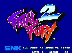 Fatal Fury 2 / Garou Densetsu 2: Arata-Naru Tatakai